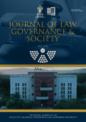 Journal of Law, Governance and Society