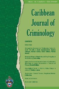 Caribbean Journal of Criminology
