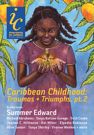 A WRITER AND SCHOLAR INTERVIEWS' THE CARIBBEAN