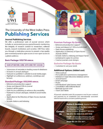 Journals Programme