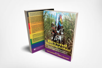 """""""Beyond Homophobia"""" Nominated for Caribbean Readers' Award 2020"""