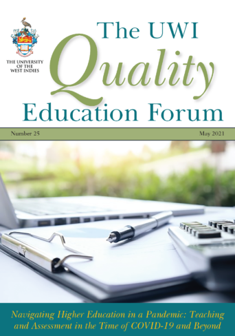 The UWI Quality Education Forum (Open Access)