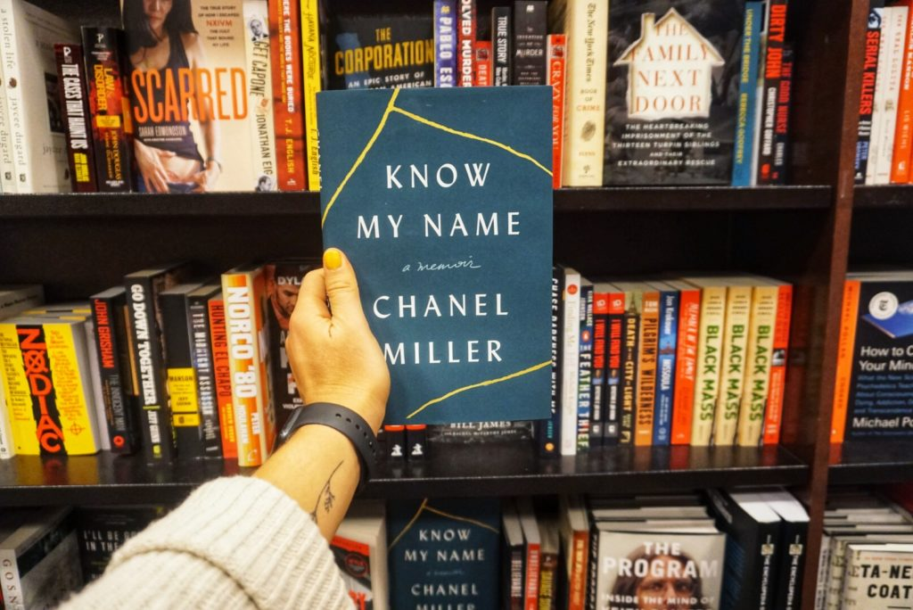 Perfect Fall Reading List; Know My Name