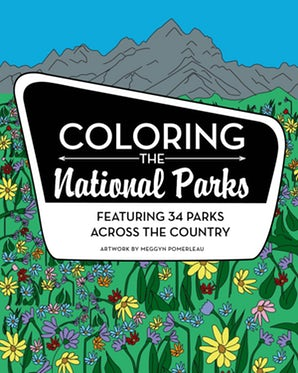 coloring the national parks