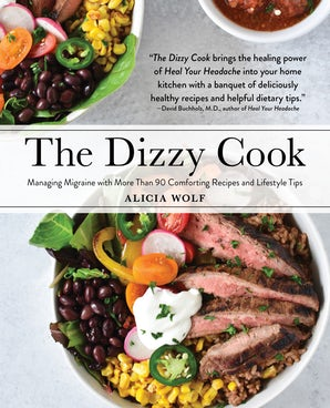 new books - the dizzy cook