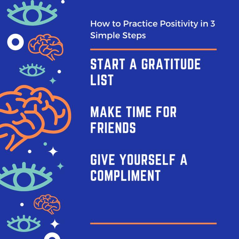 positivity checklist