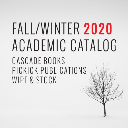 Wipf and Stock Fall 2020 Catalog Cover Image