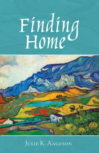 "Living Lutheran interviews Julie K. Aageson on her new book, ""Finding Home"""
