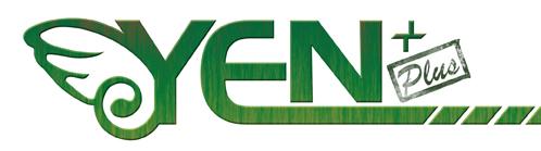 Yen Plus logo