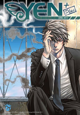 Ashes to Ashes and Dust to YEN PLUS! | Yen Press