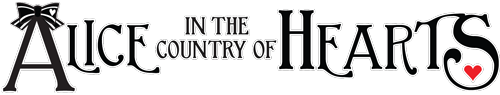 Alice in the Country of Hearts logo