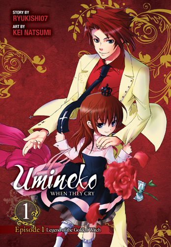 UMINEKO: WHEN THEY CRY volume 1