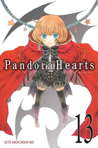 Pandora Hearts volume 13