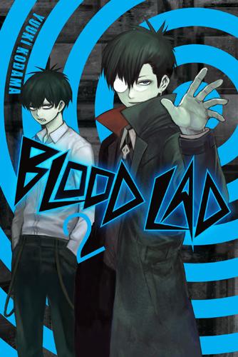 BLOOD LAD omnibus volume 2