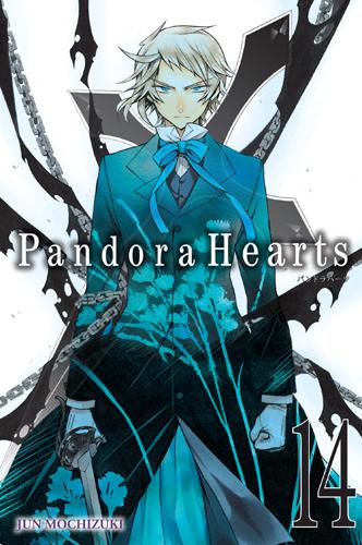 Pandora Hearts volume 14