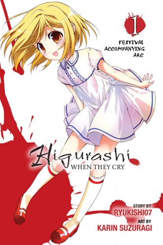 Higurashi: When They Cry, Festival Accompanying Arc 1