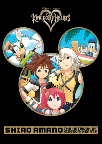 The Artwork of Kingdom Hearts