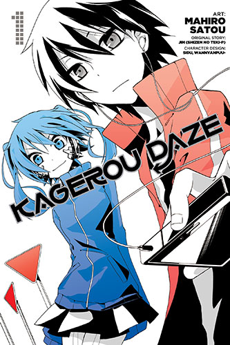 Kagerou Daze Manga Vol. 1