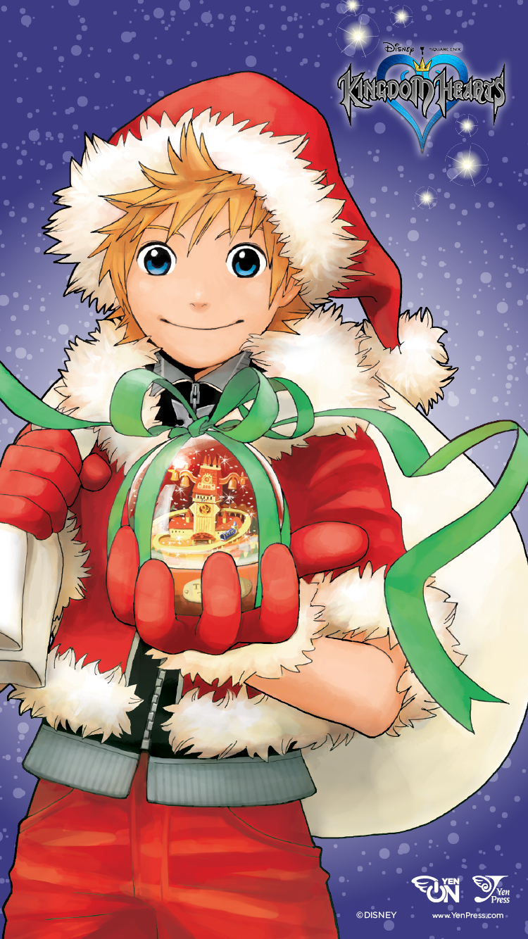 Holiday Wallpapers A Dearly Beloved Christmas Yen Press